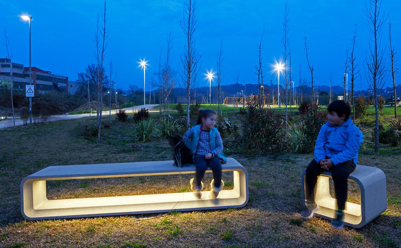 Mom bench for Escofet