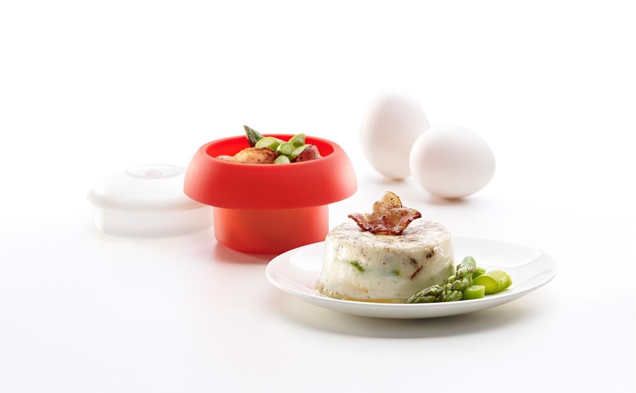 Ovo Lekue boiling eggs eggs poche microwave eco energy