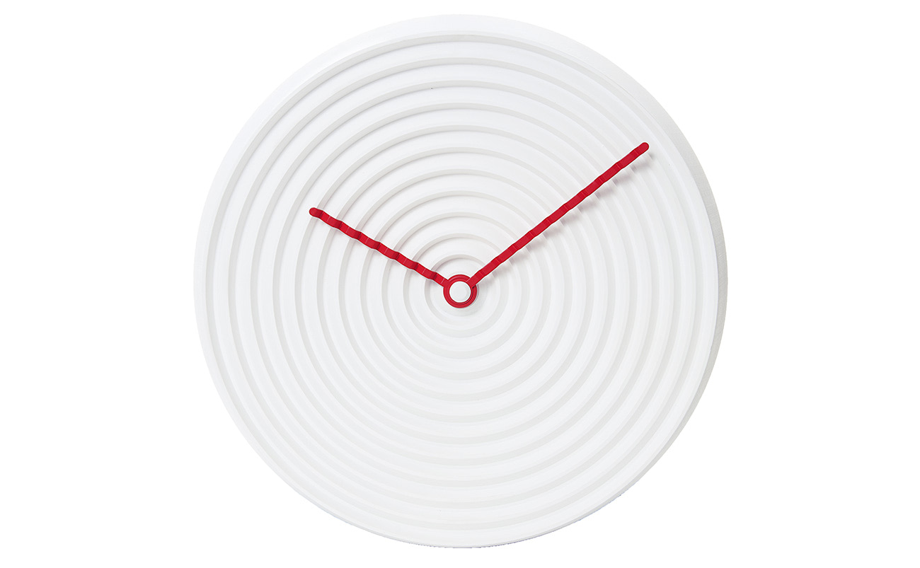 Saturn Clock for Karlsson by Jordi Pla
