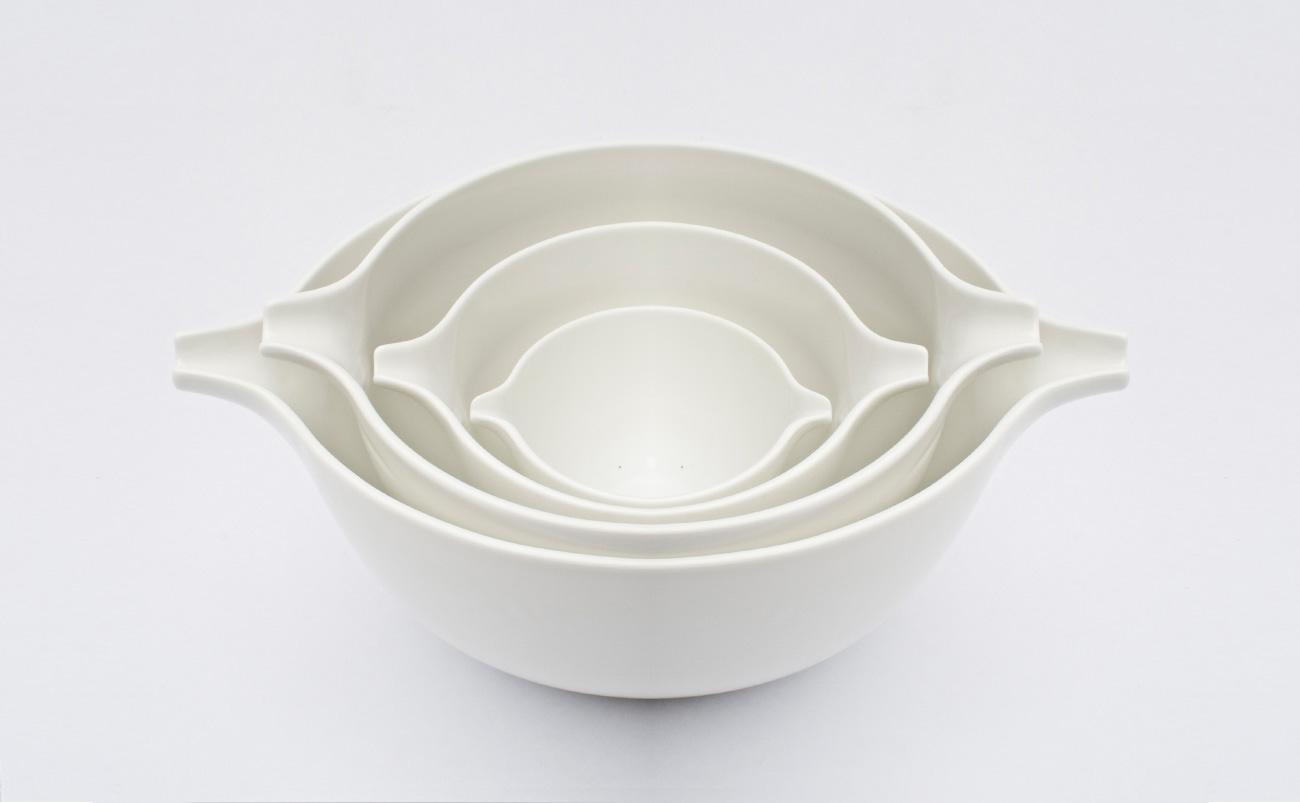 Kobe ceramic trys collection ergonomic smart adaptative pure