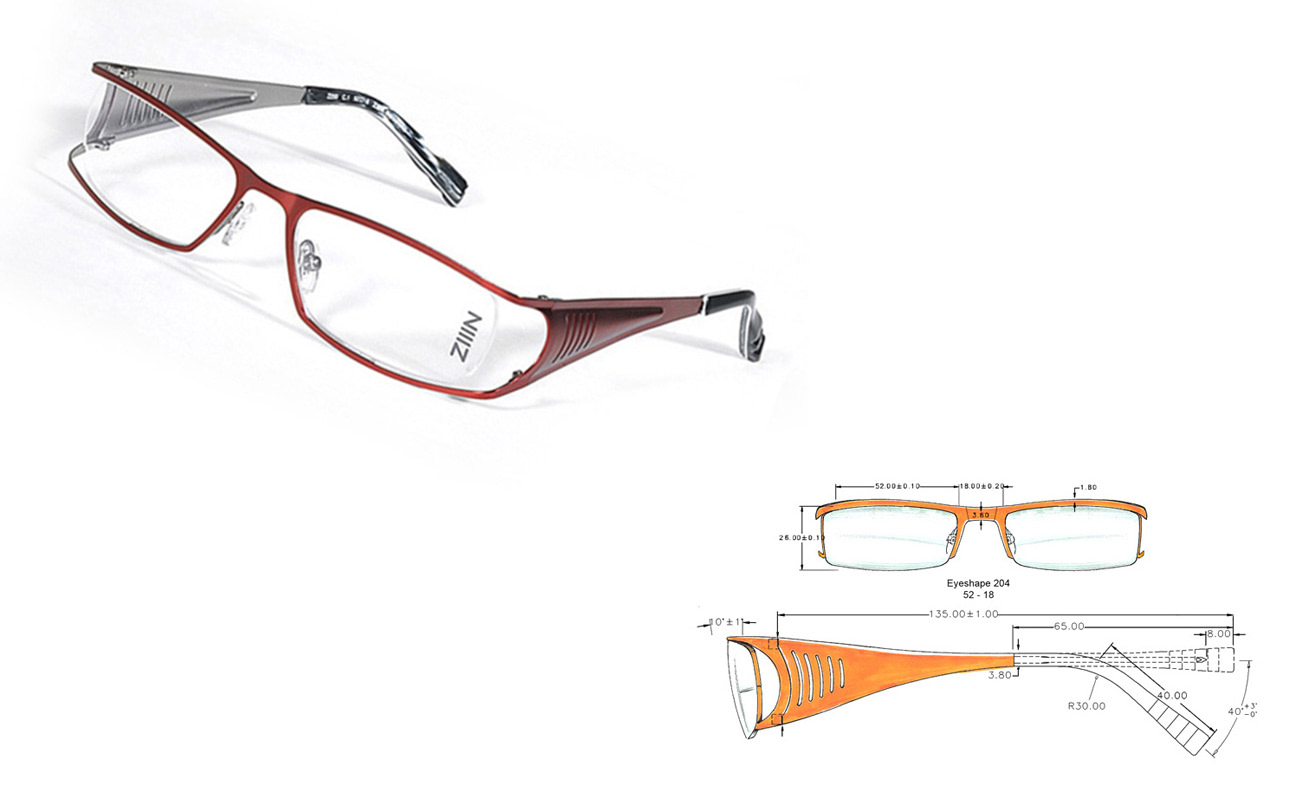 glasses prescription colour combinations fresh original design barcelona eyewear